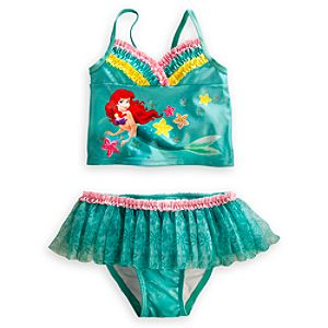 Ariel 2-Piece Swimsuit for Girls