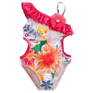 Tinker Bell Trikini Swimsuit for Girls
