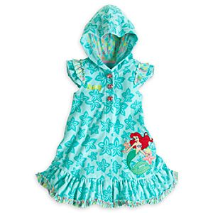Ariel Cover-Up for Girls – Personalizable