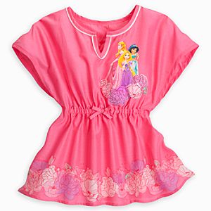 Disney Princess Kaftan Top for Girls
