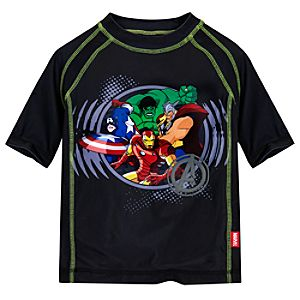 The Avengers Rashguard for Boys