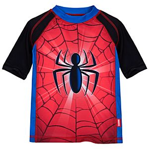 Spider-Man Rashguard for Boys