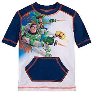 Toy Story Rashguard for Boys