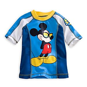 Mickey Mouse Rashguard for Boys