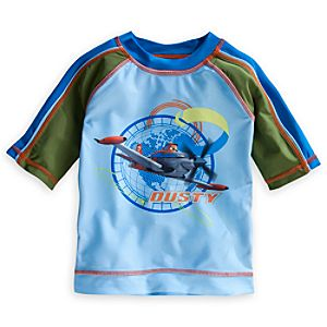 Dusty Rashguard for Boys