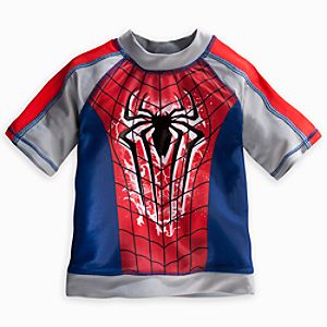 The Amazing Spider-Man Rashguard for Boys