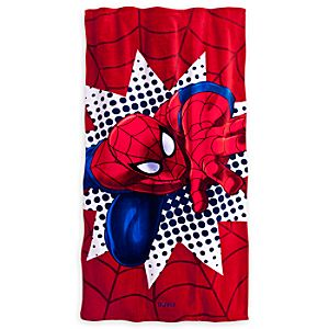 Spider-Man Beach Towel – Personalizable