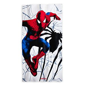 The Amazing Spider-Man 2 Beach Towel - Personalizable
