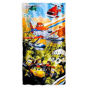 Planes: Fire & Rescue Beach Towel - Personalizable