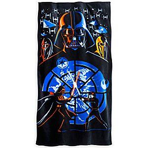 Star Wars Beach Towel - Personalizable