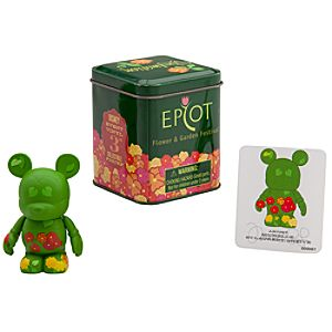 Vinylmation Epcot Flower and Garden Festival Figure -- 3