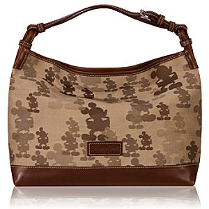 Tonal Mickey Mouse Champsac Bag by Dooney & Bourke