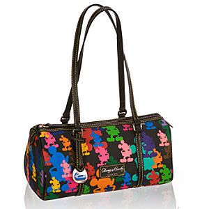 Mickey Mouse Barrel Bag by Dooney & Bourke