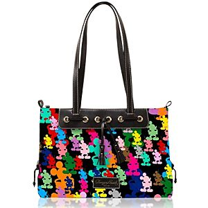 Mickey Mouse Tassel Tote Bag by Dooney & Bourke