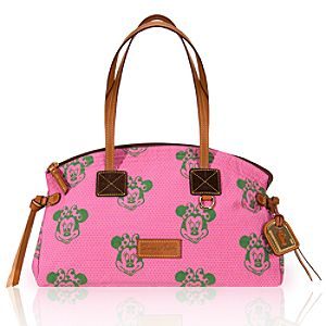 Minnie Mouse Satchel Bag by Dooney & Bourke
