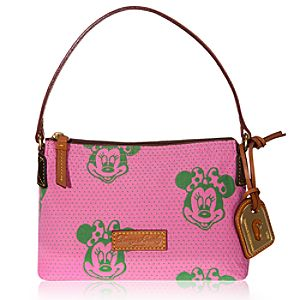 Minnie Mouse Pouchette Bag by Dooney & Bourke