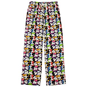 Pop Art Mickey Mouse Lounge Pants for Men