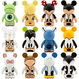 Vinylmation Big Eyes 3 Series 3 Figure -- Pie-Eyed Mickey Mouse
