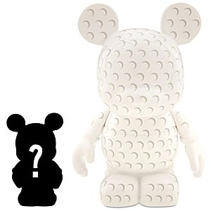 Vinylmation Sports Series 3 Golf Ball Figure + 1 1/2 Vinylmation Jr. Figure