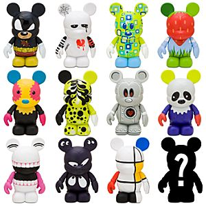 Vinylmation Urban 4 Series Figure -- 3