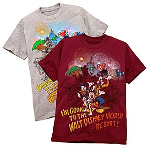 I'm Going to the Walt Disney World Resort! Tee for Kids