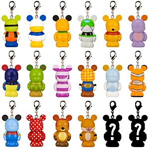 Vinylmation Jr. Series 2 Figure & Keychain