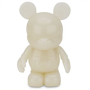 Create-Your-Own Glow in the Dark Vinylmation Figure -- 3