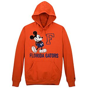 University of Florida Mickey Mouse Hoodie for Men
