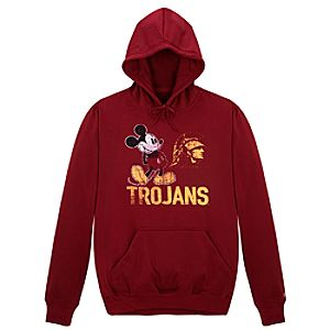University of Southern California Mickey Mouse Hoodie for Men