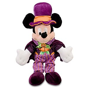 Halloween Mickey Mouse Plush -- 9