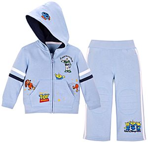 Toy Story Hoodie Sweatshirt Jacket and Sweatpants Set