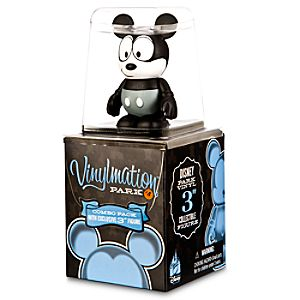 Vinylmation Park 4 Series Combo Pack with Plane Crazy Figure - 3
