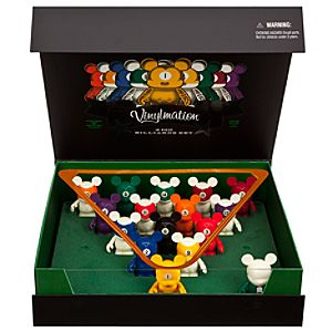 Vinylmation Billiards Limited Edition Set - 3 -- 16-Pc.