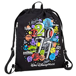 2011 Walt Disney World Resort Cinch Bag
