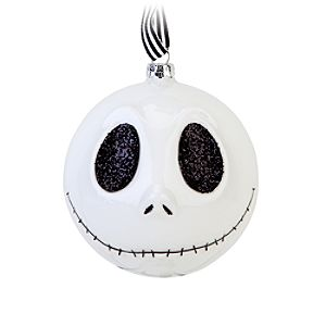 Jack Skellington Halloween Ornament