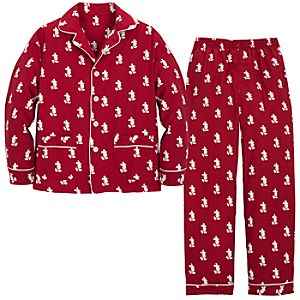 Classic Boys Mickey Mouse Pajamas
