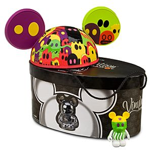 Vinylmation Urban 5 Series Ear Hat and 3 Figure -- Creature