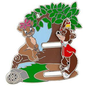 Walts Classic Collection Fun & Fancy Free Bongo Pin