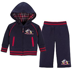 Hoodie Walt Disney World Sweatshirt Jacket and Sweatpants Set