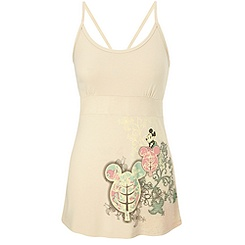 Organic Yoga Mickey Mouse Tank Top