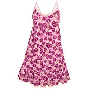 Pointelle Knit Alice in Wonderland Nightgown