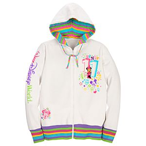 2011 Fleece Walt Disney World Resort Hoodie for Women