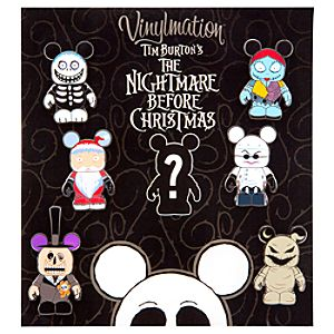 Reviews for DISNEY Vinylmation Tim Burton's The Nightmare Before ...