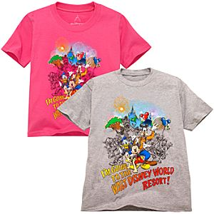 Walt Disney World Resort Tee for Baby