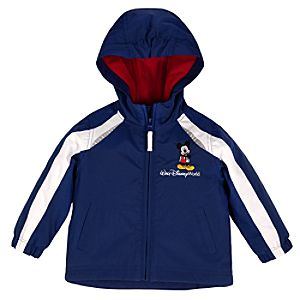 Hooded Kids Mickey Mouse and Friends Jacket