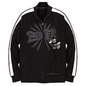 2011 Walt Disney World Resort Track Jacket for Men