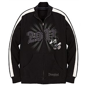 2011 Disneyland Resort Track Jacket for Men