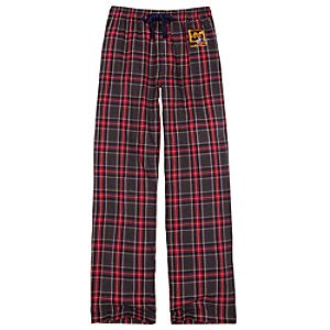 Walt Disney World Plaid Lounge Pants