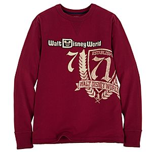 Long Sleeve 71 Walt Disney World Resort Tee