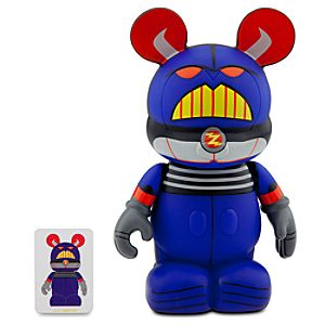 Toy Story Vinylmation Emperor Zurg 9 Figure
